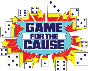 Game for the Cause Exploding Dice Logo