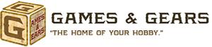Games & Gears logo