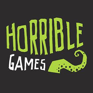Horrible Games logo