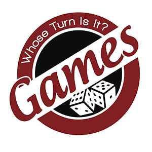 Whose Turn Is It? Games logo