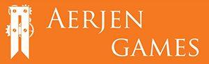Aerjen Games logo