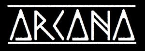 Arcana Games logo