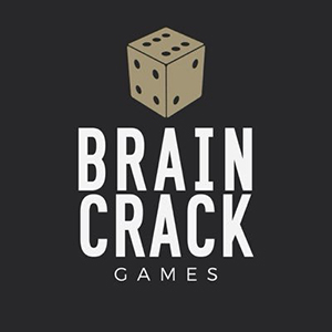 Brain Crack Games logo