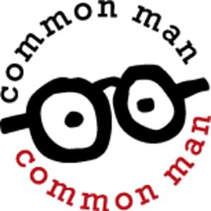 Common Man Games logo