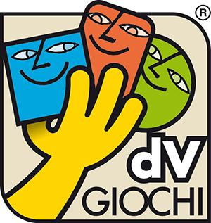 dV Giochi logo