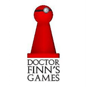 Doctor Finn's Games Logo