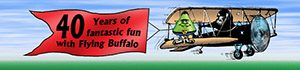 Flying Buffalo Games logo