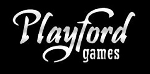 Playford Games logo