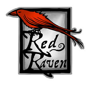 Red Raven Games logo