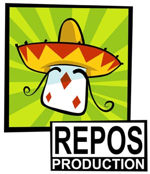 Repos Production logo