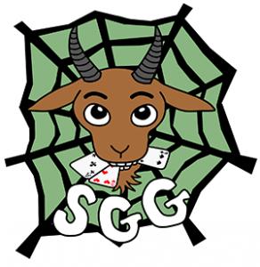Spider Goat Games logo
