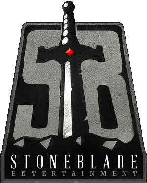 Stone Blade Entertainment logo