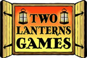 Two Lanterns Games logo