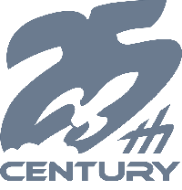 25th Century games logo