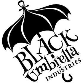 Black umbrella industries logo