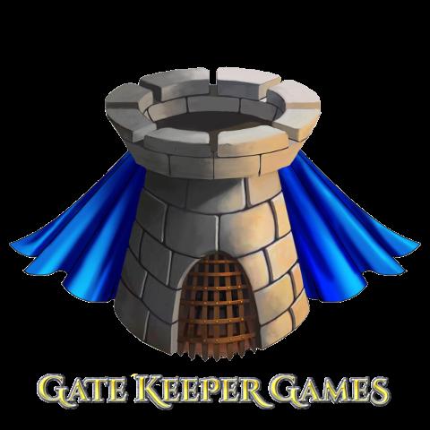 Gate keeper games logo