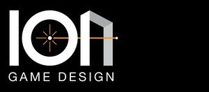 Ion Game design logo