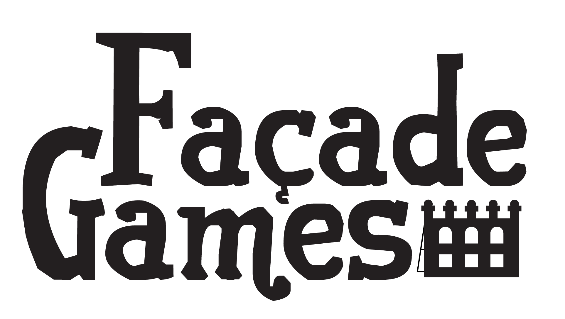 Facade games logo
