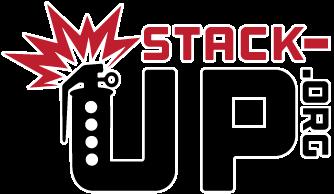 Stack up.org logo