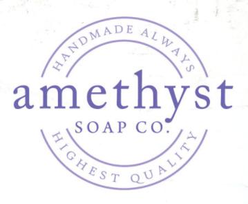 amethyst soap company logo