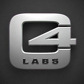 c4 labs logo