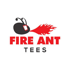 fire ant tees logo