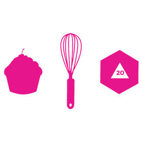 geeky hostess logo
