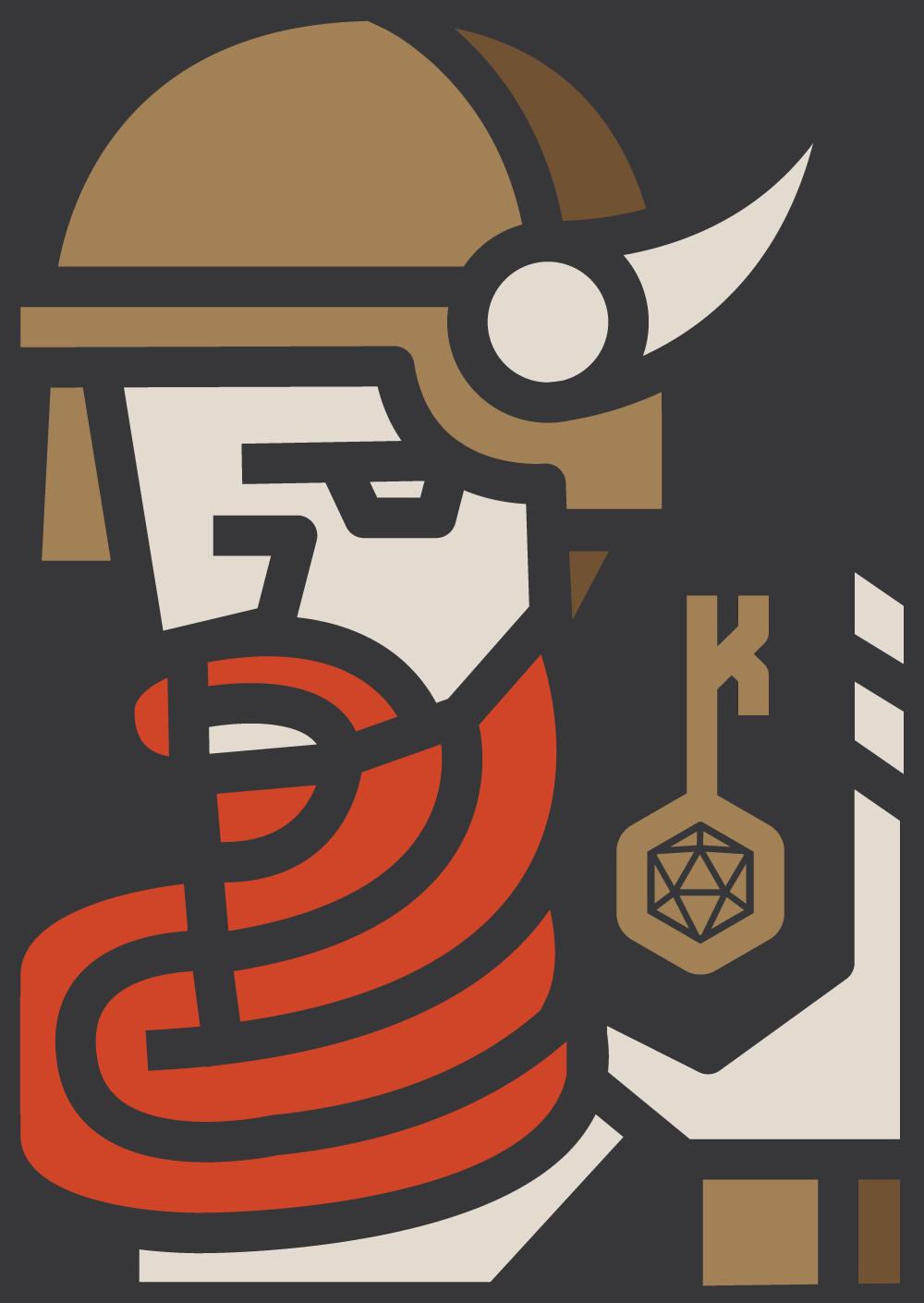 Keymaster games logo