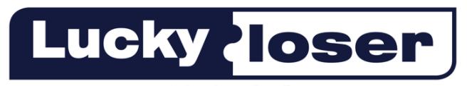 lucky loser logo