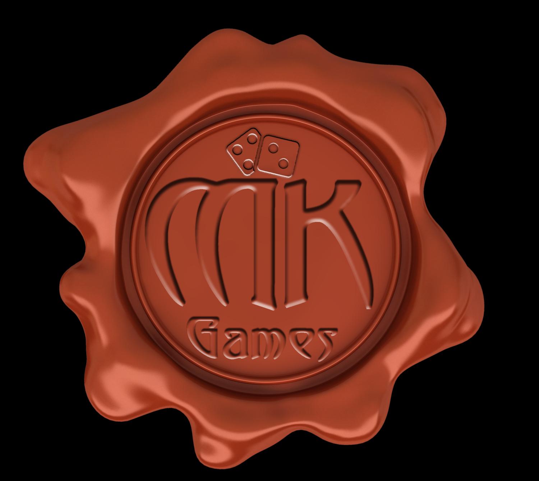 MK games logo