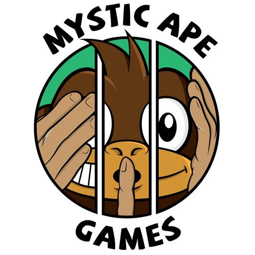 mystic ape games logo