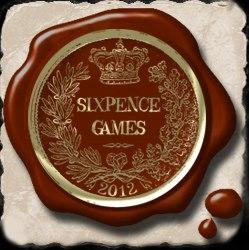 Sixpence games logo