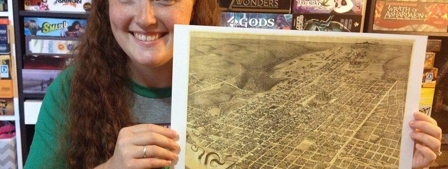 Alternate Histories map donation