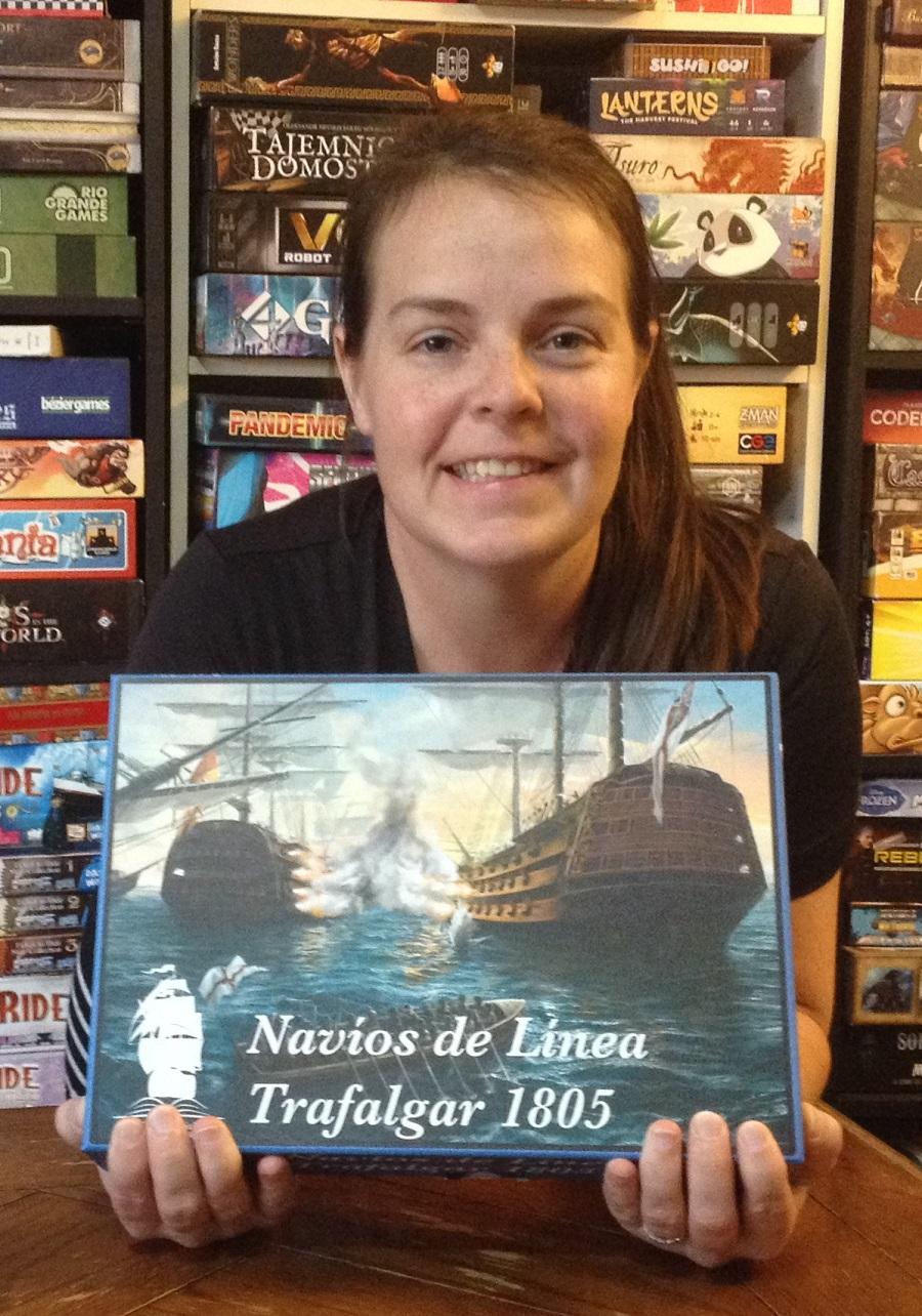 Trafalgar Ediciones' donation