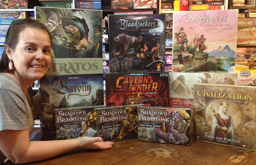 Tribe Comics and Games' donations