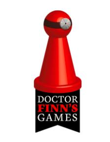 Doctor Finn's game logo