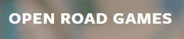 Open Road Games logo