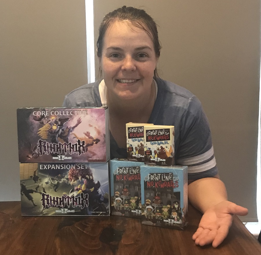Anvil Eight Games donations
