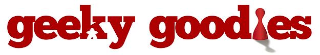 Geeky Goodies logo