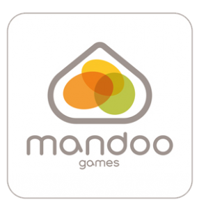 Mandoo Games logo