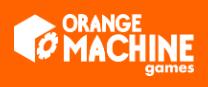 Orange Machine Games logo