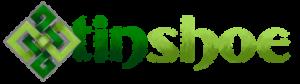 tin shoe logo