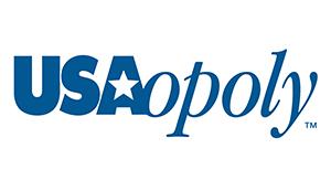 USAopoly logo
