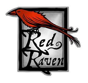 Red Raven Games logo