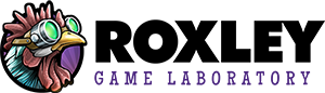 Roxley Game Laboratory logo
