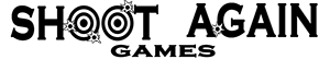 Shoot Again Games logo