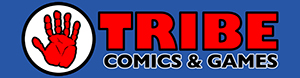 Tribe Comics and Games logo