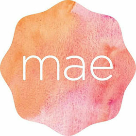 mae flower signs logo