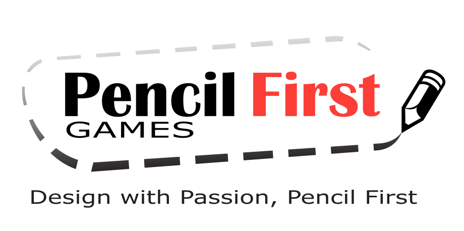 pencil first games logo