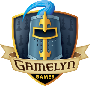 Gamelyn games logo